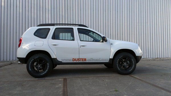 bilder dacia duster offroad kundenfahrzeuge terranger. Black Bedroom Furniture Sets. Home Design Ideas