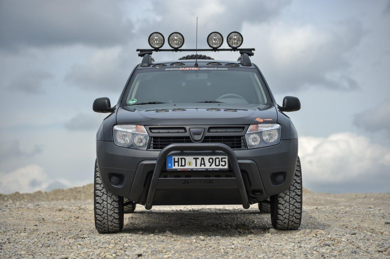 bilder dacia duster offroad schwarz breit hoch terranger automobile. Black Bedroom Furniture Sets. Home Design Ideas
